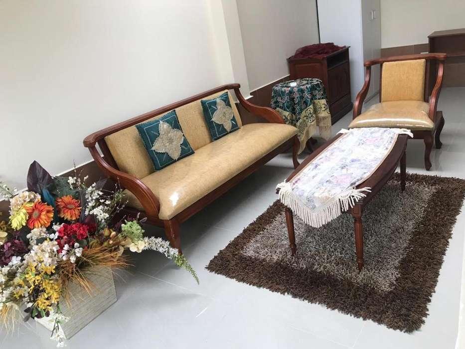 SANTO DOMINGO: Arriendo suite completamente amoblada