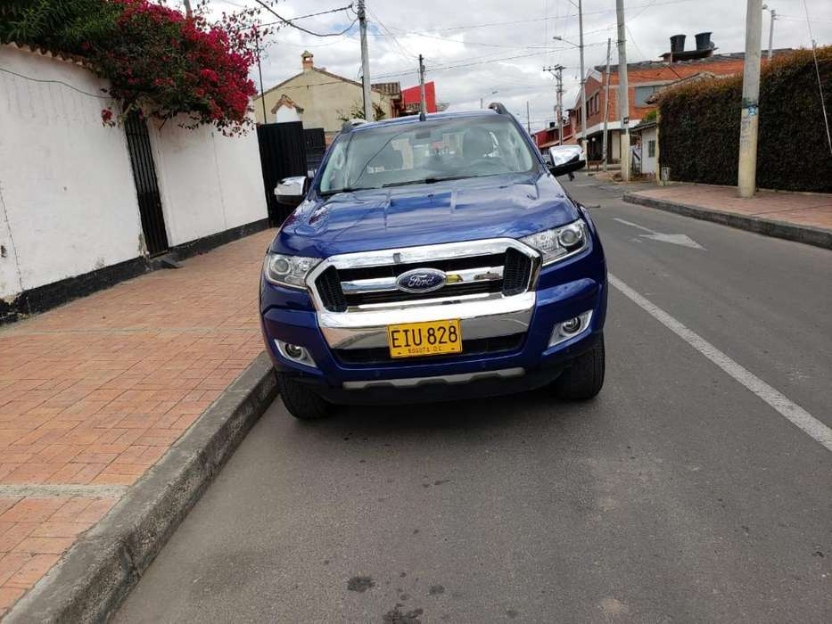 <strong>ford</strong> Ranger 2017 - 35000 km