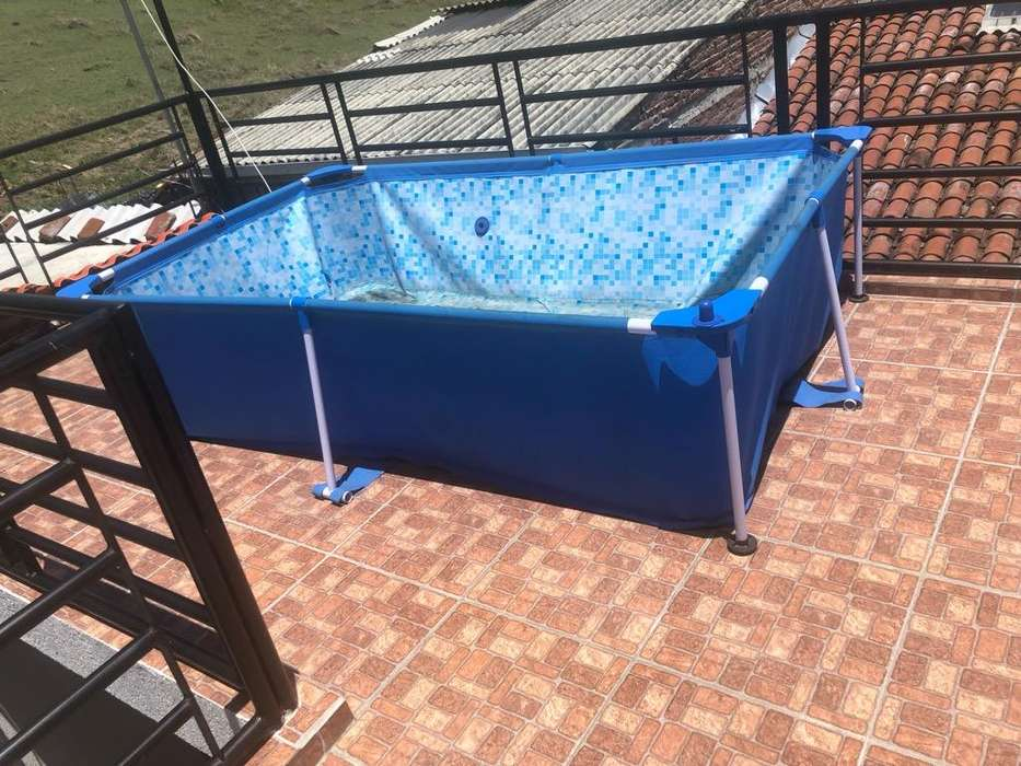 Piscina Armable 250X150X97