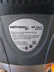 Frezadora Manual, Router