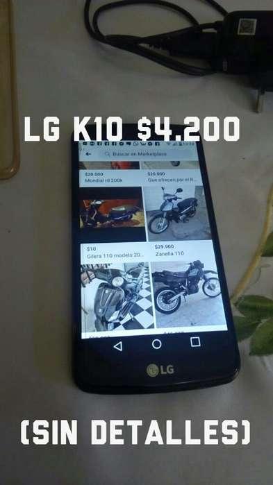 Lg K10 4.200