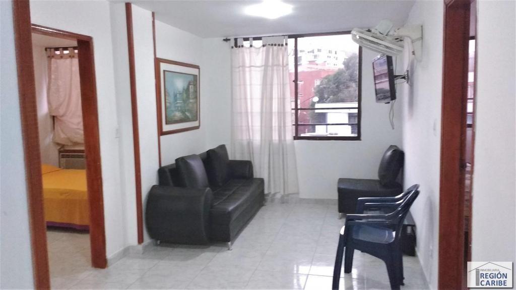 Apartamento en El Rodadero , 3 alcobas 2 baños