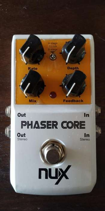 Pedal Phaser Core