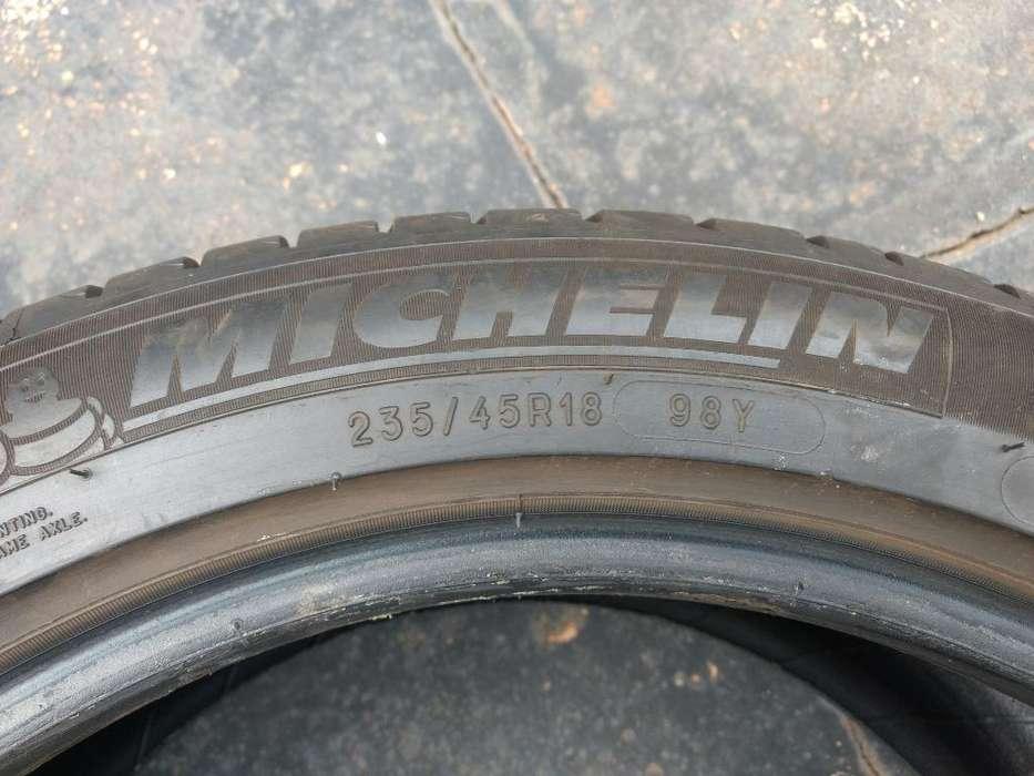 Cubiertas Neumáticos Michelin R 18
