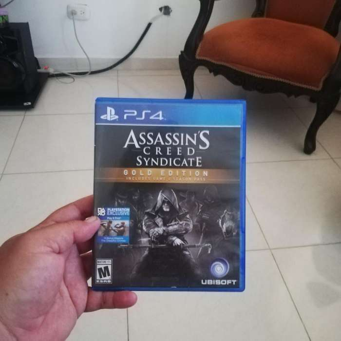 Cambio Juego por Metal Gear Phanton Pain