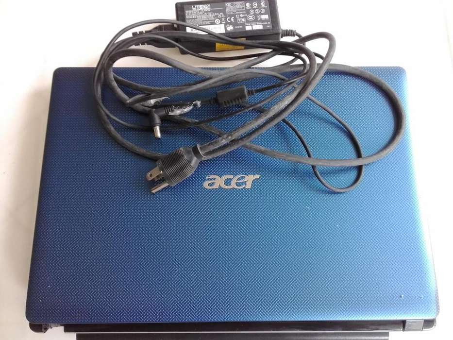 Laptop Acer Aspire Core i5 - Leer descripción