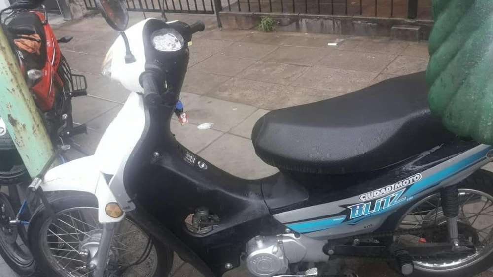 Motomel Blitz 110cc Unico dueño