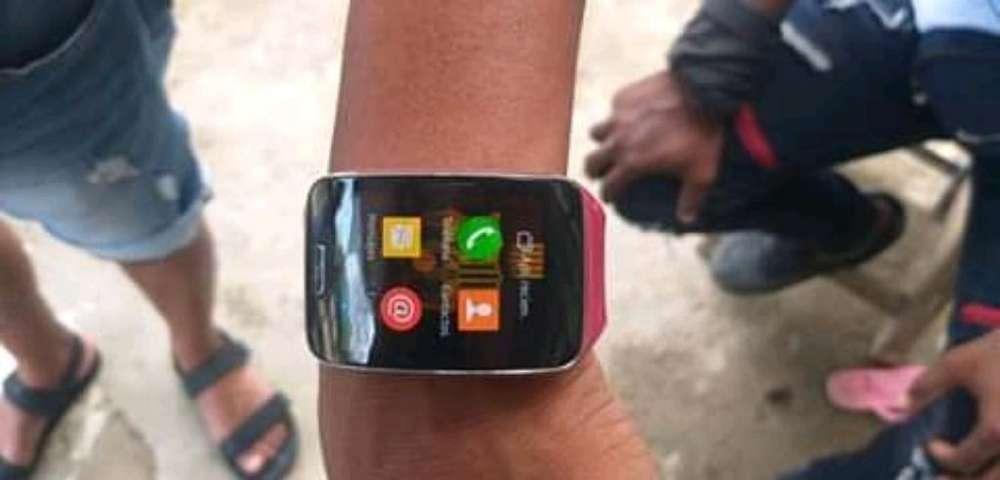Samsung Gear S Carbgador Y Tres Manillas