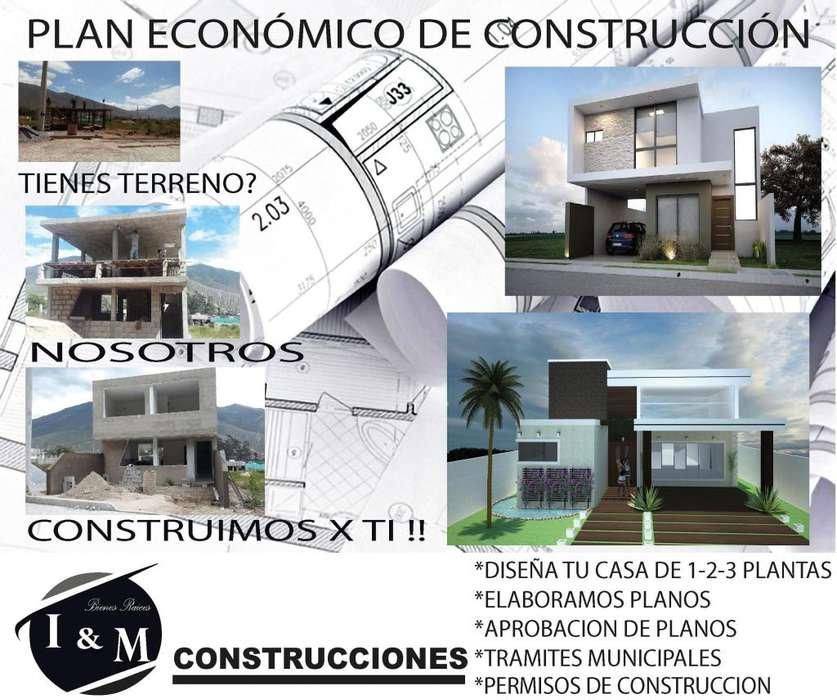 CASAS CONSTRUCCION DESDE 18.000,