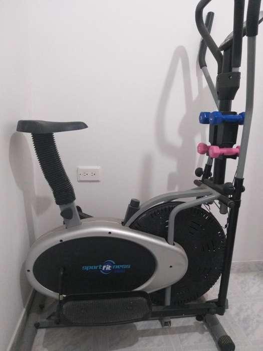 Eliptica Sport Fitness