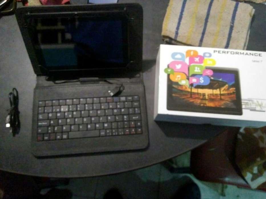 Vendo Tablet Performance.