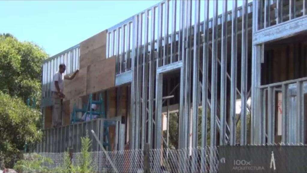Steel Framing/durlock_ Construcción Seco