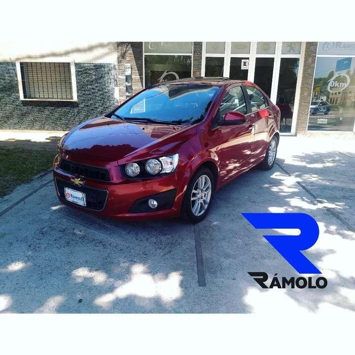 Chevrolet Sonic 2013 - 65000 km