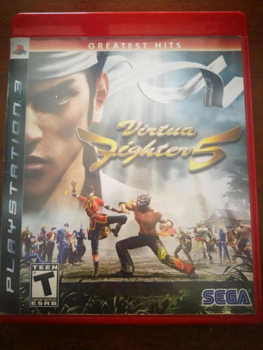 Juego Virtua Fighter 5 PS3 Original