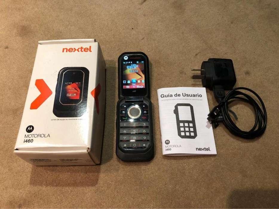 <strong>nextel</strong> Motorola I460, Tapa, Excelente Estado!