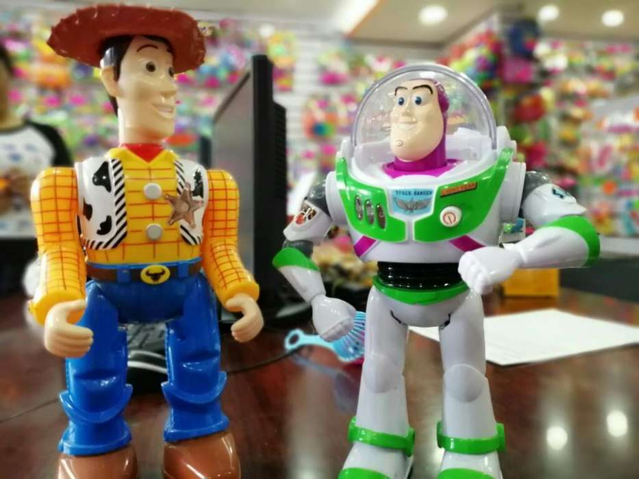 Woodybuzz Lightyear Juguete Electronico