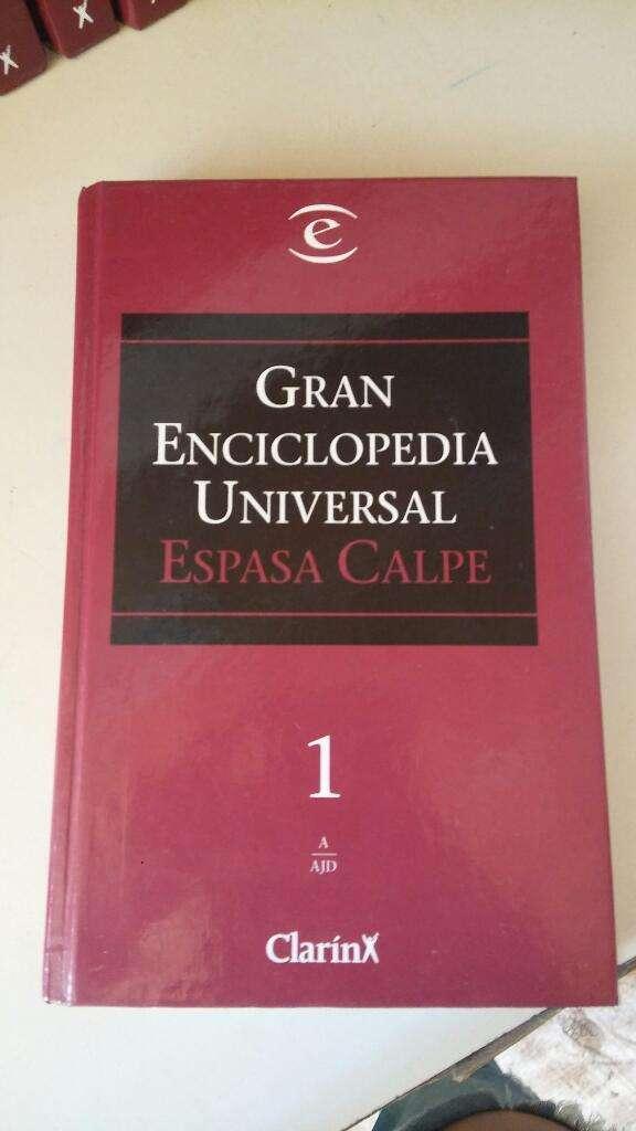 Gran Enciclopedia Universal Clarín