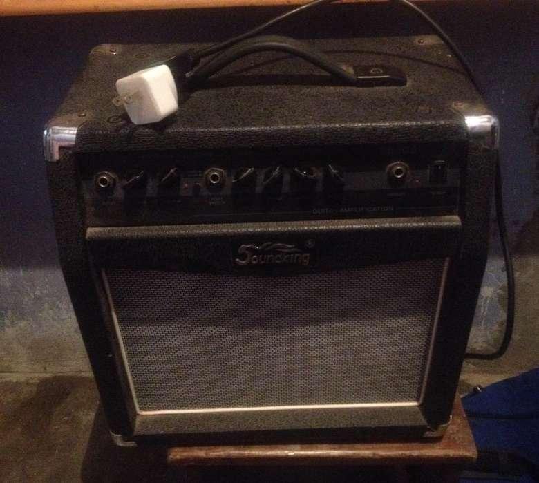 Amplificador Soungking Sg 200