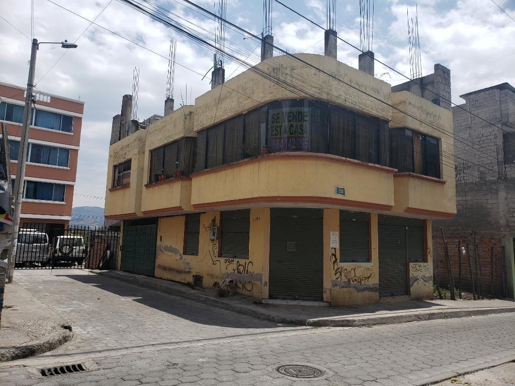 Venta Casa Sector El Conde Sur Quito