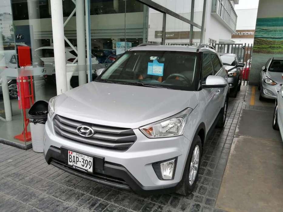 Hyundai Creta 2017 - 32000 km