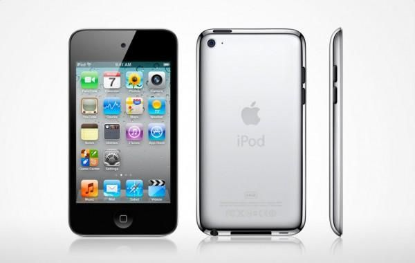 ipod touch 4 de 8 gb wifi, bluetooth, doble cámara, excelente estado