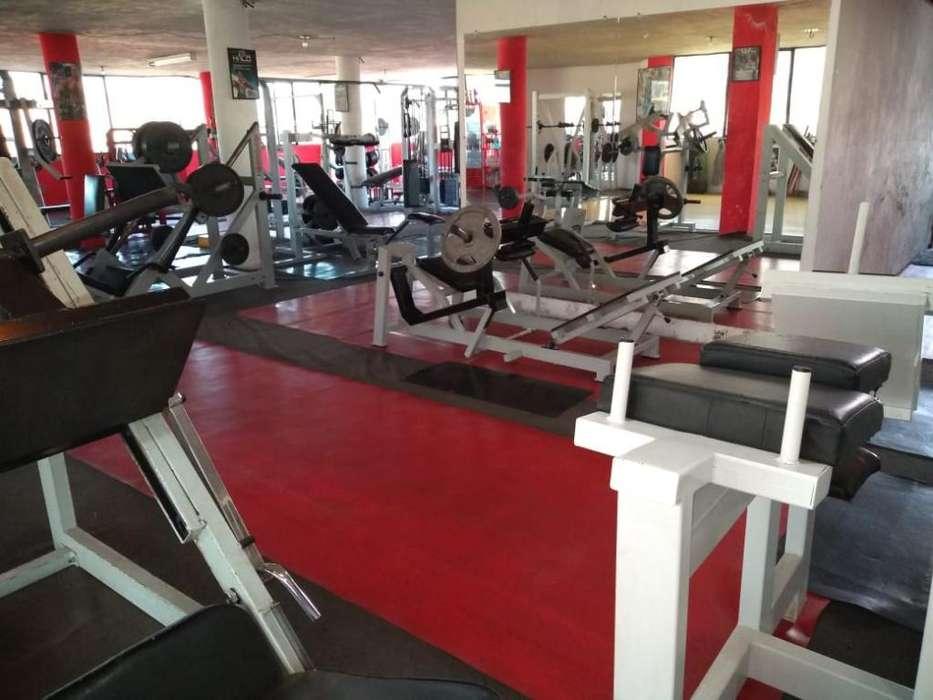 <strong>gimnasio</strong> con Clientela Fija