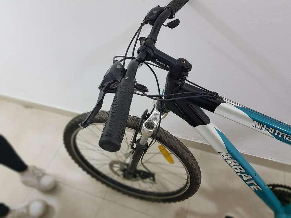 Vendo Bici R26 Impecable sin Uso
