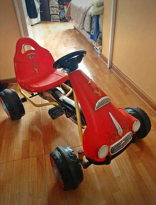 Chachicar Go Kart Carro de Carreras a Pe