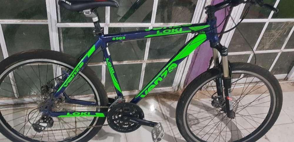 Vendo Bicicleta Venzo Loki Como Nueva