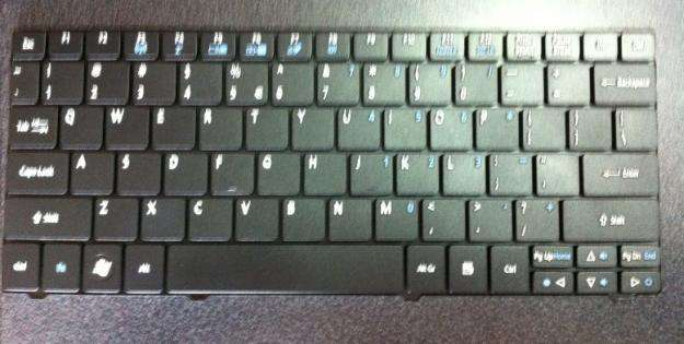 Teclado ORIGINAL Laptop Acer One Mini Za3 Za5 Zh7 Para 11.6 Pulgadas