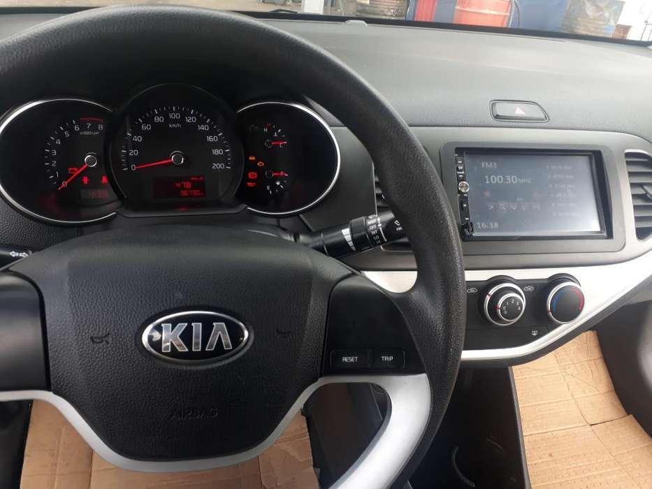 Kia Picanto 2015 - 36730 km