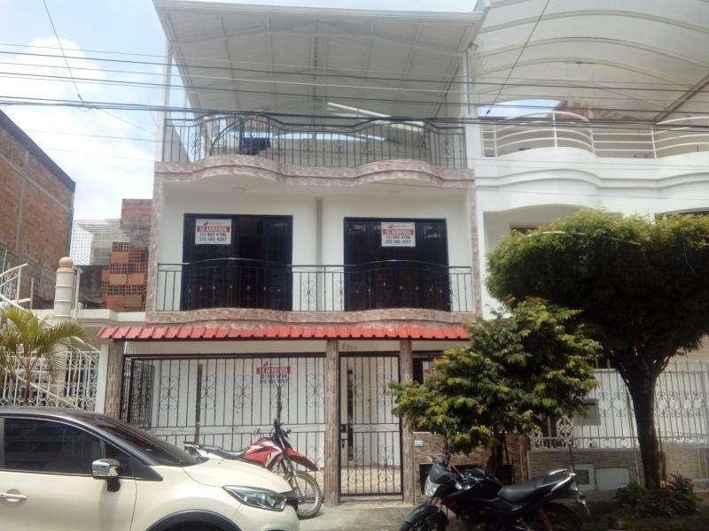 Casa En Arriendo En Cali Ciudad 2000 Cod. ABINP22099