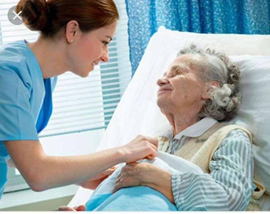 Servicio de Cuidado Personas 3 Edad