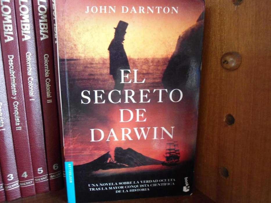 John Darnton: El secreto de Darwin