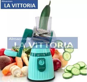 Procesador de frutas, vegetales y carnes