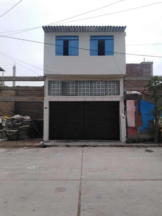 CASA TIENDA 2 PISOS EN URB. LOS ÁNGELES MERCADO ASCOMAPAAT (MERCADO DE LA PAPA) AREA CONSTRUIDA 70 M2 TLF 924307487