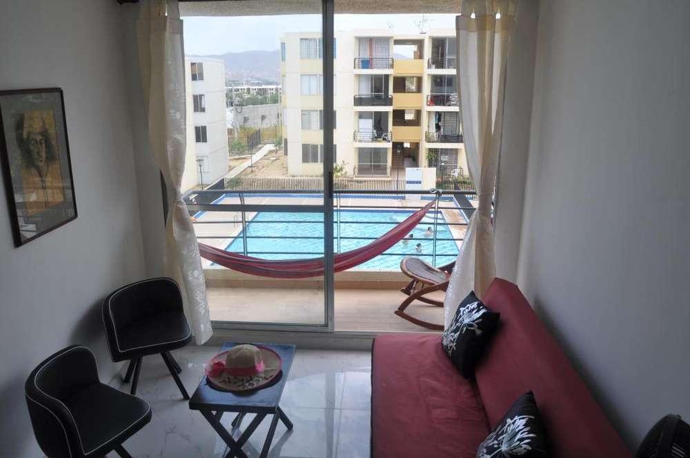 Confortable <strong>apartamento</strong> Santa Marta