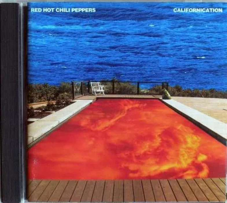 Cd's Red Hot Chili Peppers