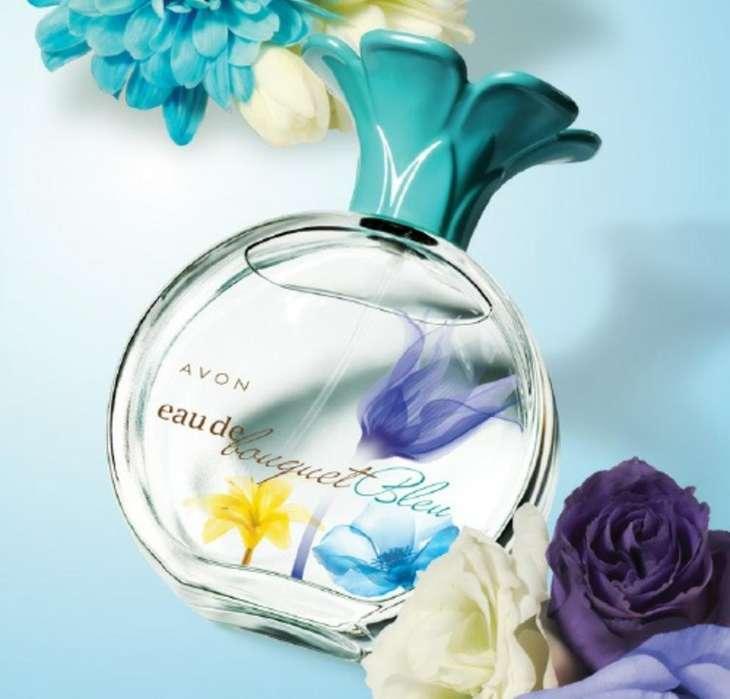 Perfume para Ella Eau de Bouquet Blue