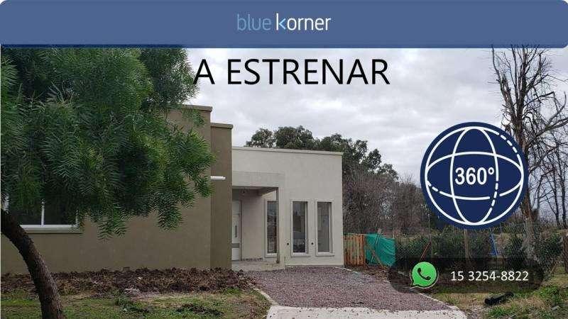 """Excelente Casa para """"Estrenar"""" de 133m2 - (Tour 360)"""