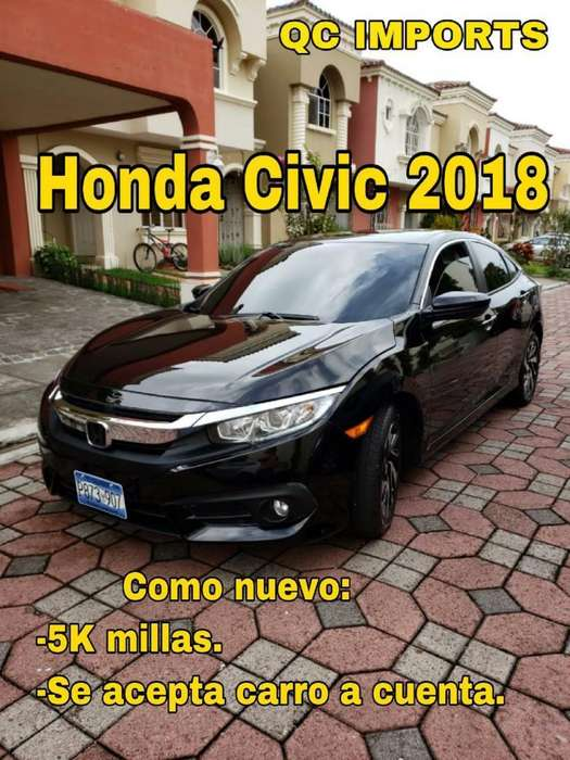 Honda Civic 2018 - 0 km