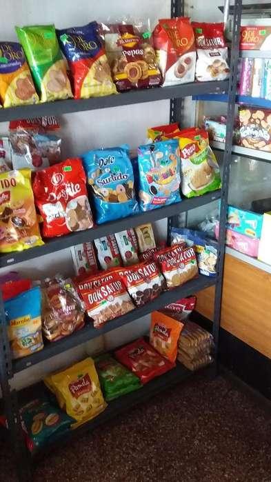 Vendo Kiosco Herramientas Y Mercaderia