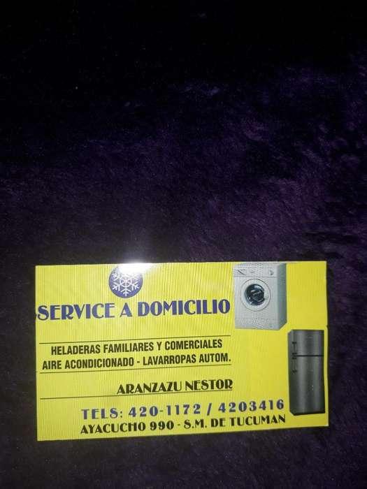 Servis a Domicilio