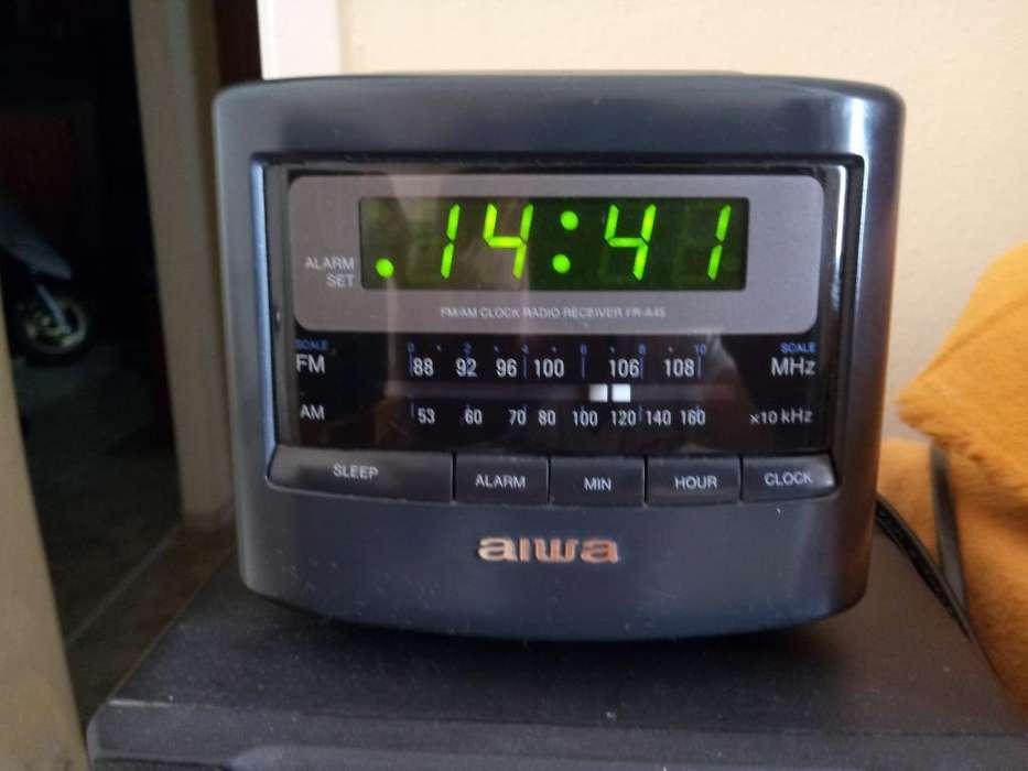 Radiorelojdespertador Aiwa