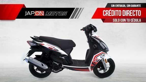 Moto Pasola CAT 150F BABAHOYO