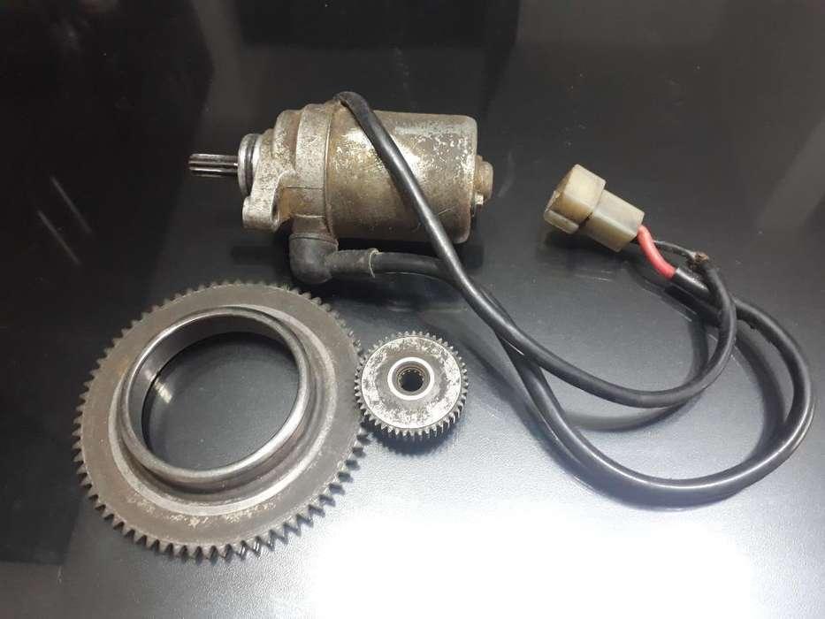 Vendo Motor de Arranque Bws 1