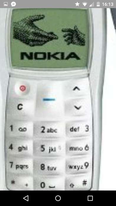 Nokia 1100 liberado