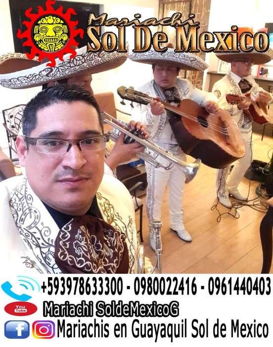 MARIACHIS ECONOMICOS - 0980022416