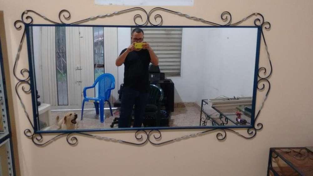 Espejo salón de belleza