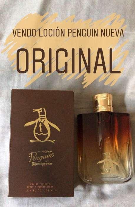 Locion Penguin Nueva/Original